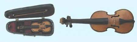 Маленькая виолончель