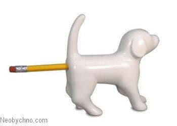 Собака для заточки карандашей