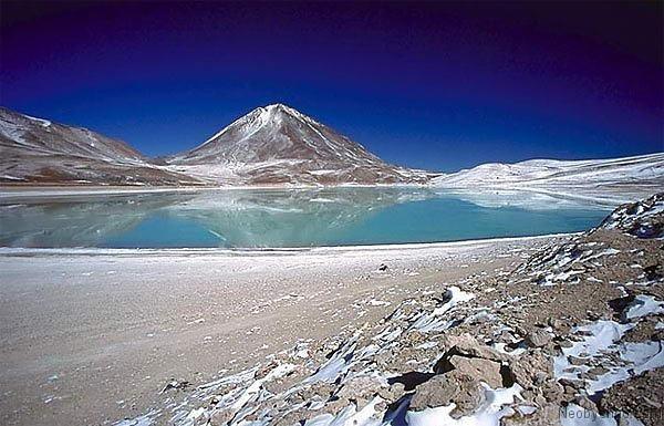 Озеро Лагуна Верде