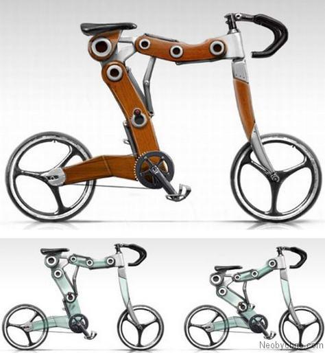 Адаптируемый велосипед