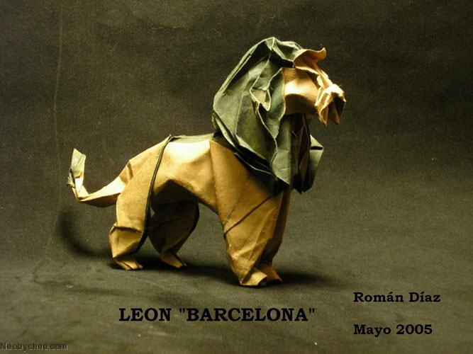 Король зверей Лев