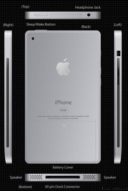 Титановый iPhone
