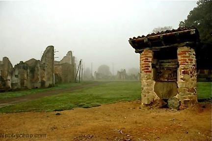 Город-призрак Орадур