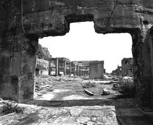 Город-призрак Хашима