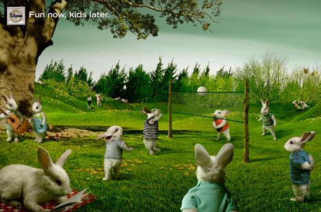 Сегодня развлечение - завтра дети