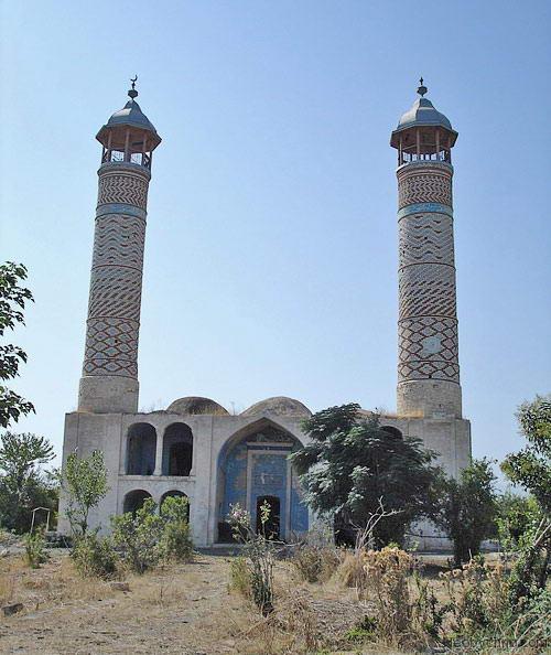 уцелевшая мечеть