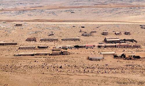 Мертвый город Колманскоп — призрачный рай, в который вернулась пустыня