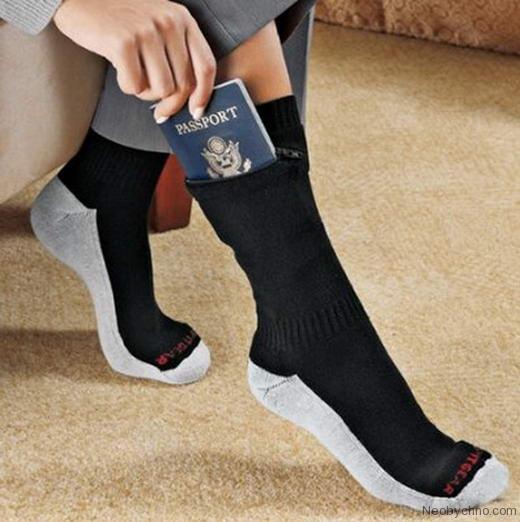 Носки для путешественников