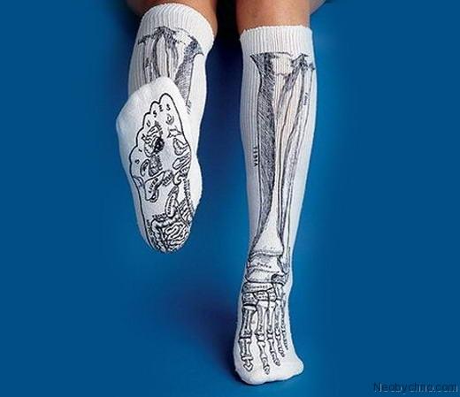 Анатомические носки