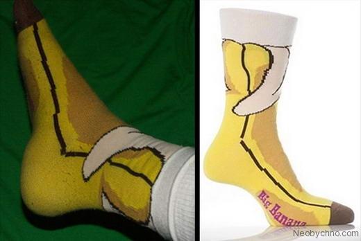 банановые носки