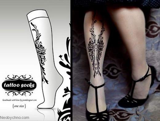 Элегантные носочки
