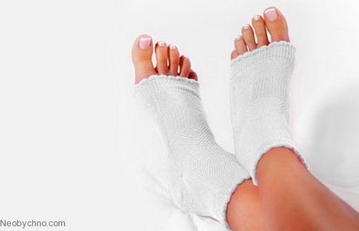 Безпалые носки