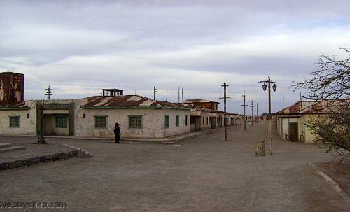 пустынные улицы