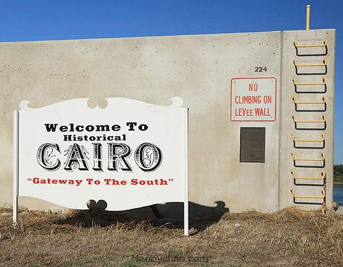 Каир в США