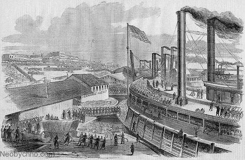 порт Каира