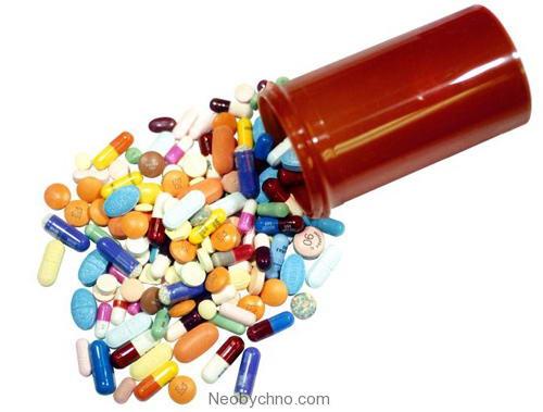На новый год можно подарить таблетки...