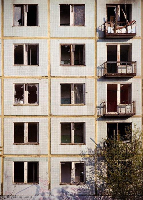 Город-призрак Миловице