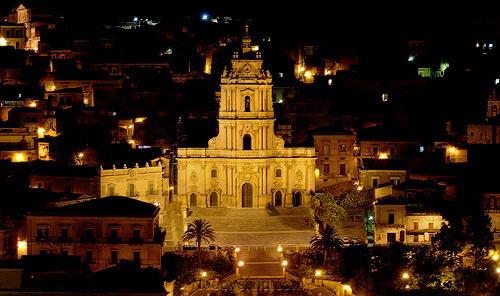 Поджореале - это город-призрак в Сицилии