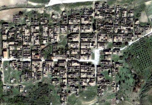 призрачный город Поджореале в котором никто не живет