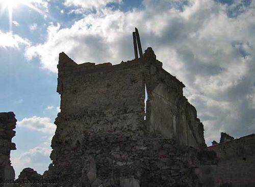 Поджореале - жертва землятресений