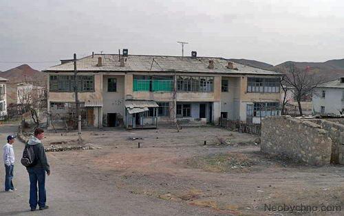 мертвый город Шураб