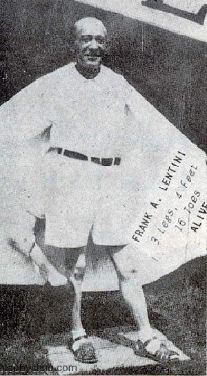 Фрэнк Лентини