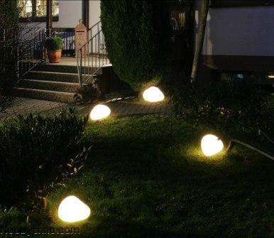 светящиеся камни