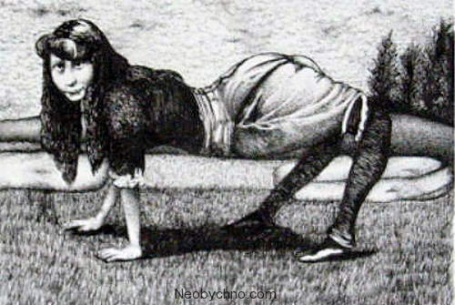 девочка-верблюд