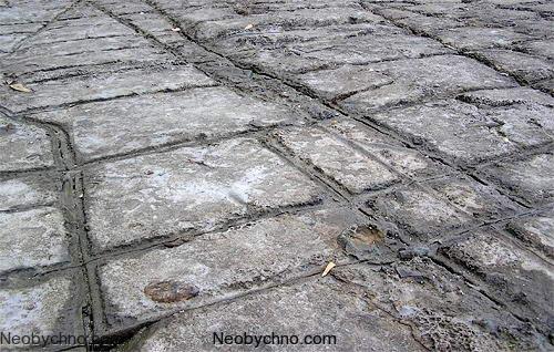 Мозаичная мостовая, Тасмания (Австралия) 01-tesselated-pavement