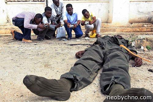 Могадишо. Кошмар на улице Ленина.