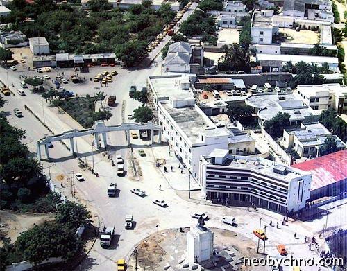 Улица Ленина в Сомали