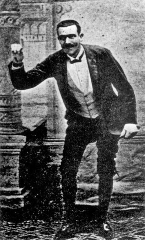 Жозеф Пужоль, великий метеорист