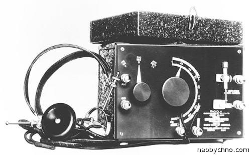 первое в мире радио
