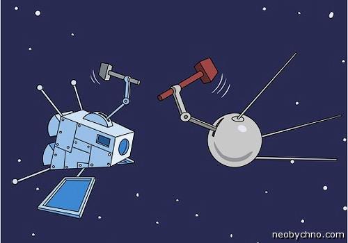 космическая программа звездных войн