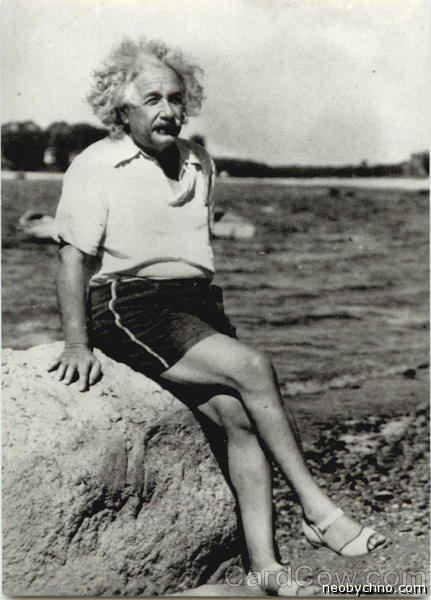 Эйнштейн в повседневной жизни