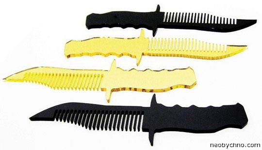 расческа-нож