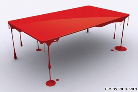 Стекающий стол