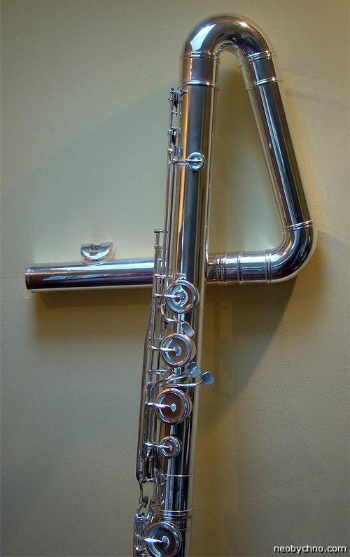 Субконтрабас-флейта