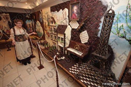 Шоколадный музей в Симферополе