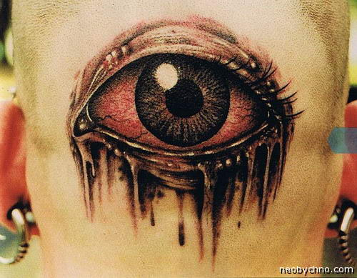 глаз на затылке