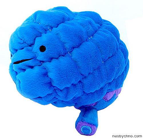 Плюшевый мозг