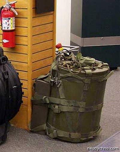 Атомная бомба в рюкзаке