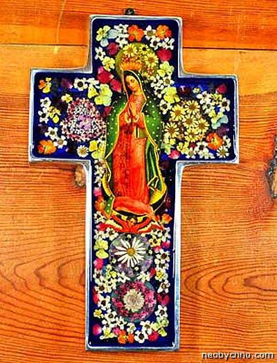 Образ Девы Марии из Гваделупы