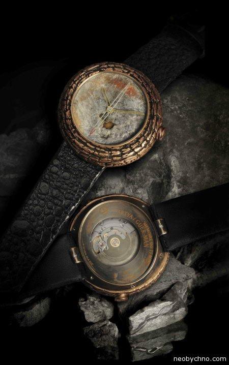 часы Coprolithe
