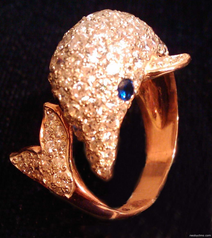 Тотем - дельфин