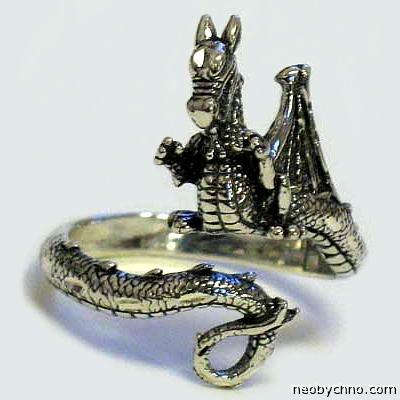 Тотем - дракон