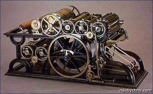 Печатная машина Уильяма Баллока