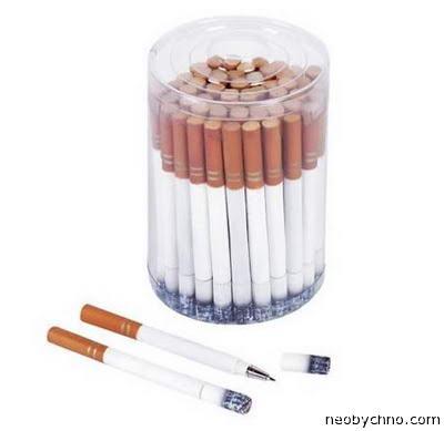 ручка сигарета