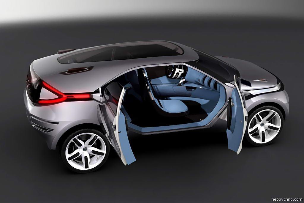 Dacia Duster концепт