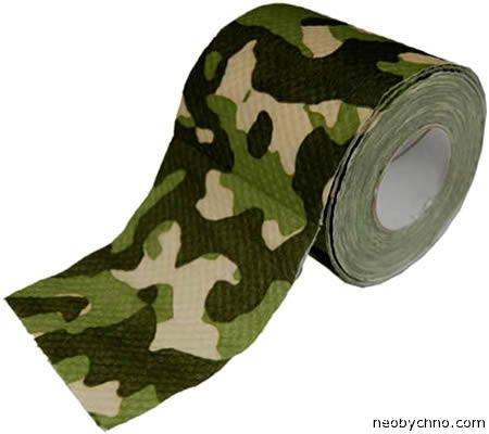 туалетная бумага цвета хаки для военных